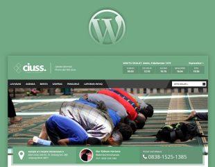 WP Masjid ~ Tema Wordpress Indonesia Untuk Masjid