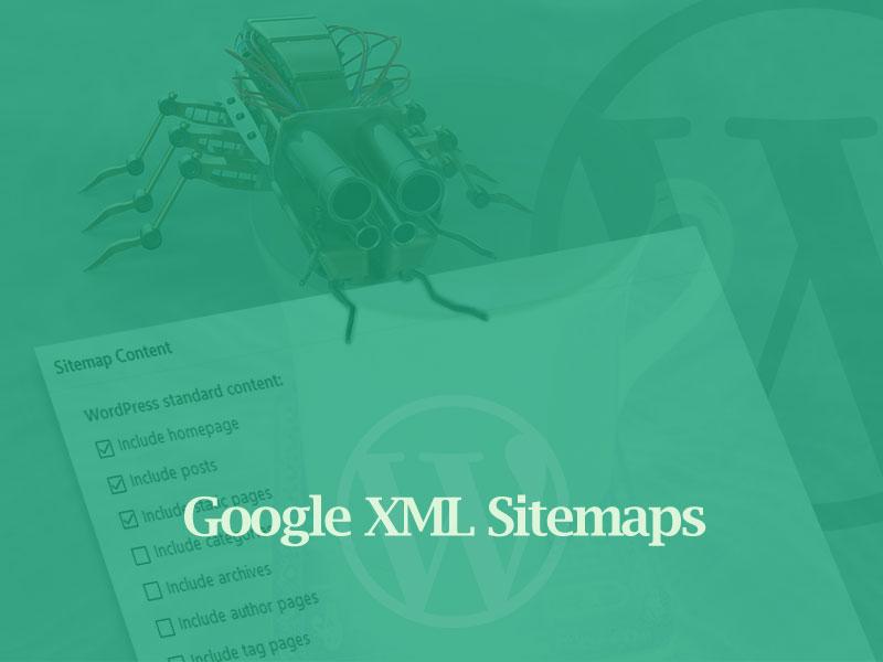 Google XML Sitemaps, Untuk Improve SEO WordPress