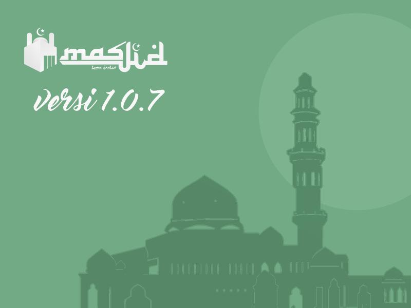 Update Terbaru Tema WP Masjid 1.0.6