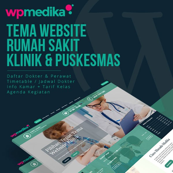 Tema WP Medika