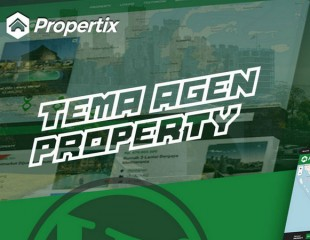 WP Propertix : Buat Marketplace Jual Beli Property