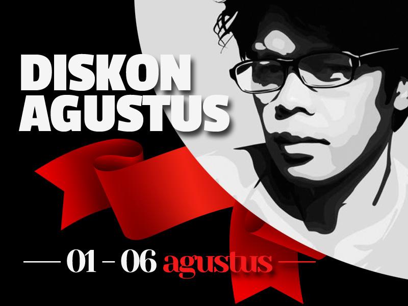 Ciuss Promo Diskon Agustus, 01 - 06 Agustus 2019