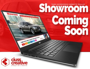 Segera Rilis Tema Showroom, Tema Baru Web Dealer/Showroom