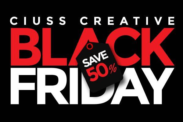 Ciuss Black Friday, Hemat 50% Untuk Order Tema