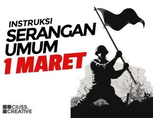 Serangan Umum 1 Maret, Ciuss Diskon 20%