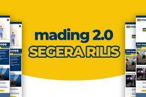Tema Sekolah Mading 2.0 Segera Rilis (Update)